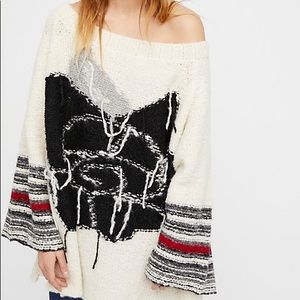 Free People • Last Rose Sweater